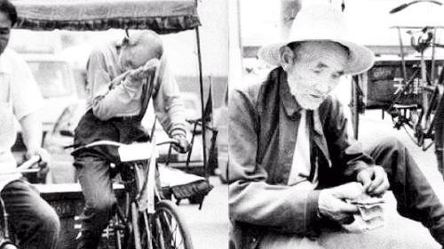 如果你还记得他 麻烦转发下 12年前 92岁的白方礼老人安详离开