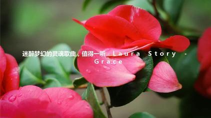 迷醉梦幻的灵魂歌曲,值得一听-Laura Story-Grace