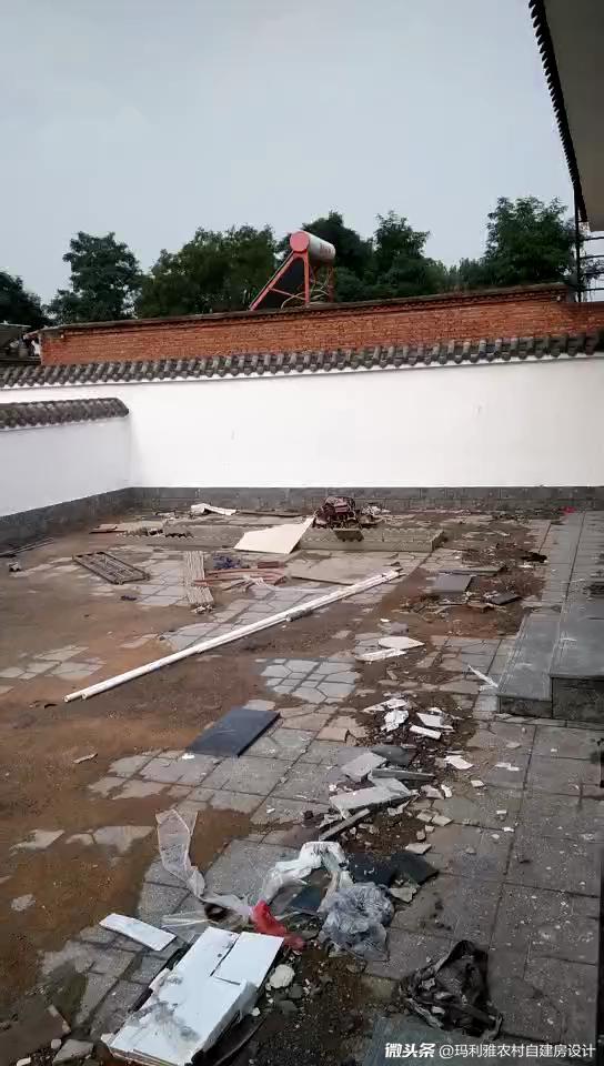 中式自建房设计
