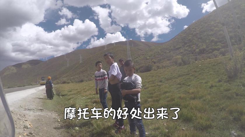 小伙摩旅西藏,一路发现摩托车的好处越来越多,只有骑士才懂