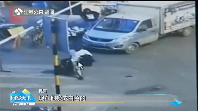 济南:男子一夜偷走26台手机,边跑边毁灭证据,手法相当老练
