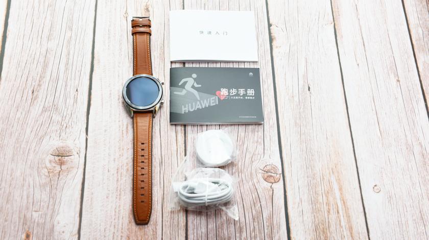 华为WATCH GT智能手表 时尚款展示及个人初体验感受