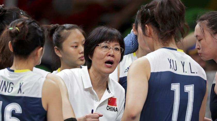 中国女排里约最疯狂一战!2-8落后荷兰,姑娘们上演好莱坞式逆转
