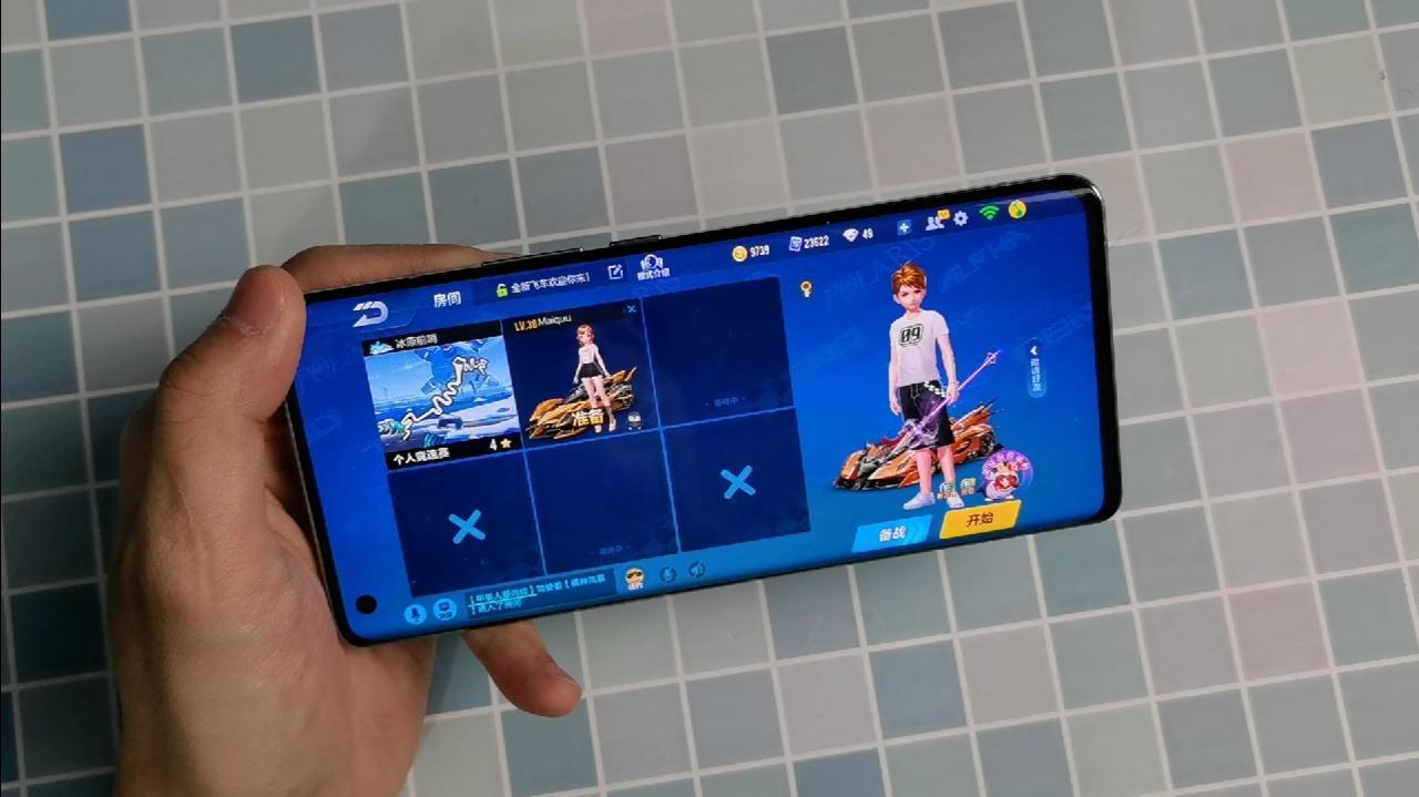 骁龙765G+90Hz玩QQ飞车卡吗?vivo X50 Pro实测告诉你:很爽!