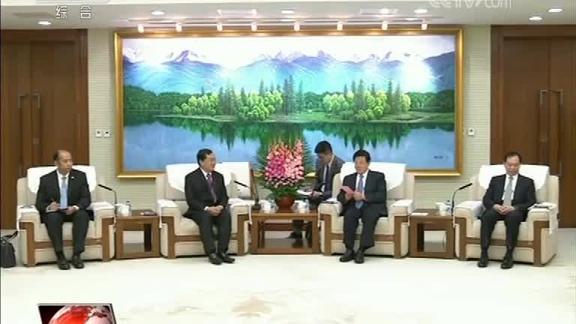 央视《晚间新闻》:赵克志会见缅甸劳工移民与人口部部长