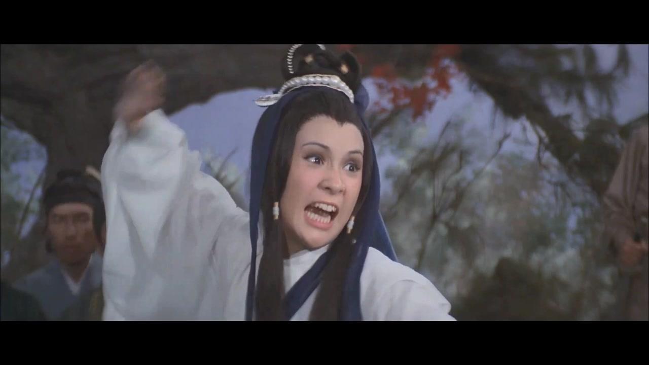 邵氏版倚天屠龙记,七十年代的经典