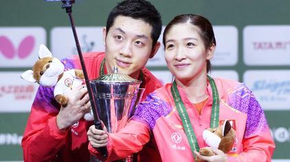6月世界乒乓球排名,刘诗雯上榜第二,黄晓明表妹登顶世界第一