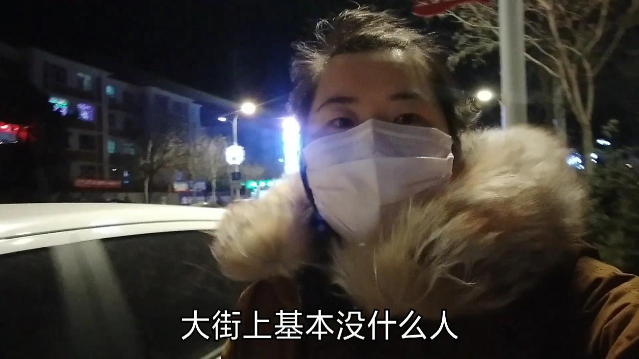 张家口确诊一名医生肺炎后,大街上的情况是怎样的?