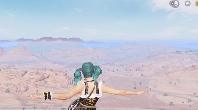 站在沙漠之巅,为你跳一支舞,感谢陪伴