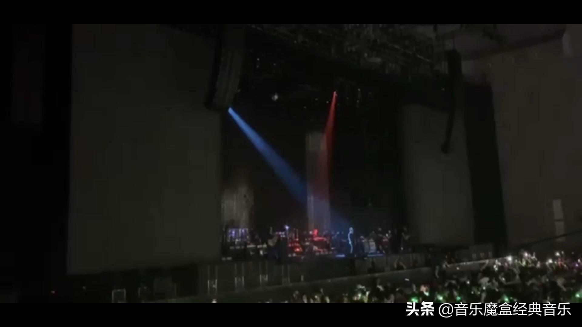 许巍成都演唱会《喜悦》