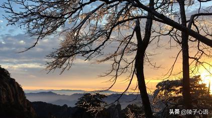 冬季的黄山,美得无法对你一一道来