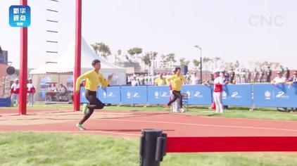 转发祝贺!中国选手打破军事五项女子个人全能障碍赛跑世界纪录