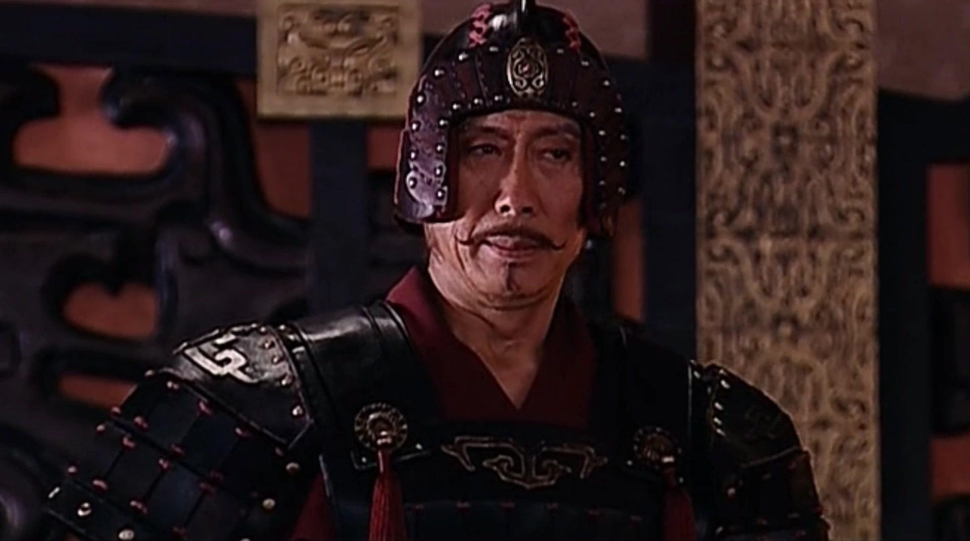 汉景帝身穿胄甲废黜太子罢免丞相。霸气宣布军队自己先管上几天。