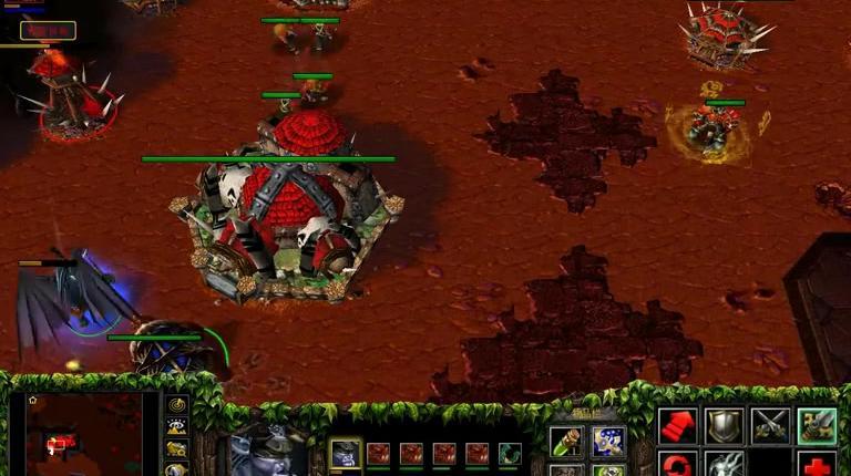 魔兽争霸:伊利丹重新讨伐深渊魔王,讨回自己的统治权!
