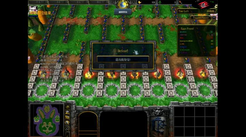 魔兽争霸:现在的RPG地图要说经典,恐怕都没这张地图经典啊!